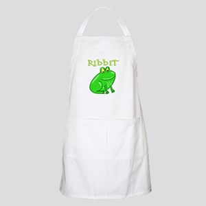 Ribbit BBQ Apron